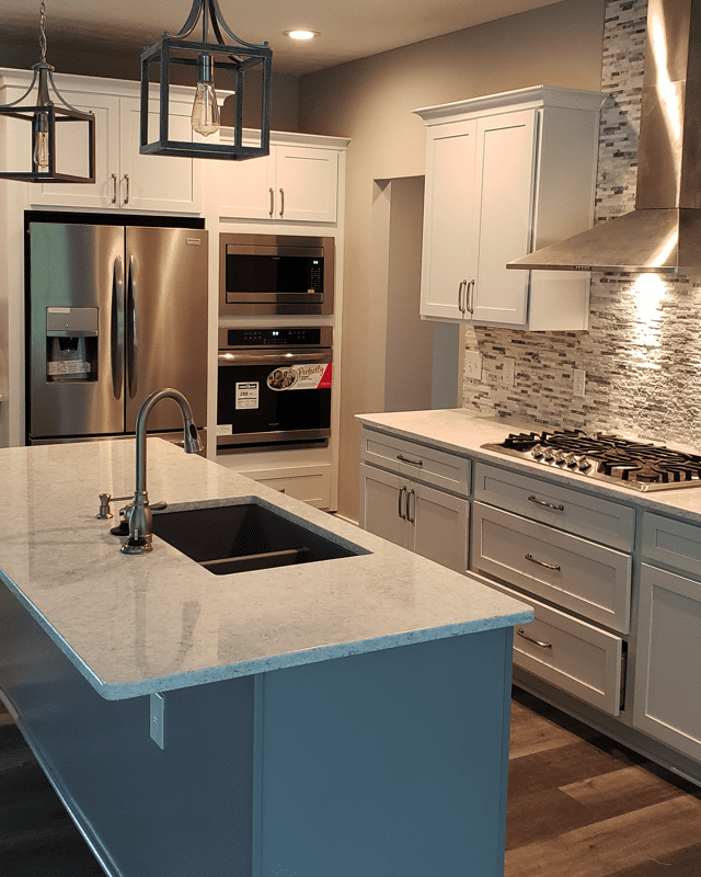 built to last will create a list of your wishes to include in your kitchen remodel