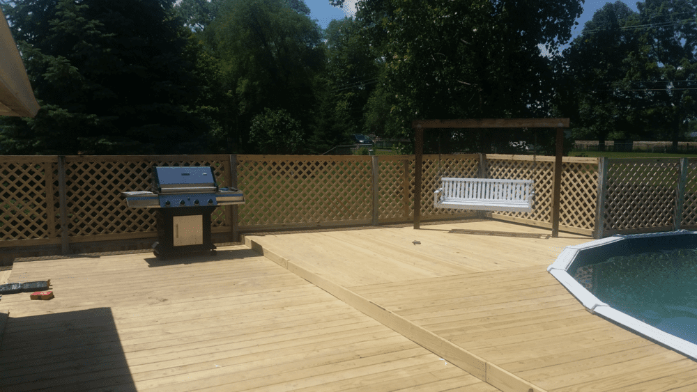 built to last expertly builds custom decks to give you the best outdoor experience