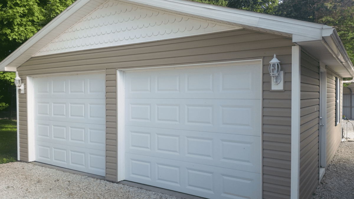 a new garage addition can add value to your home