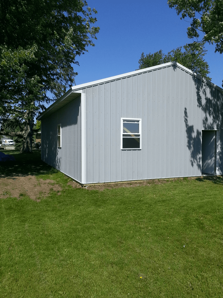 built to last can build sheds for your property
