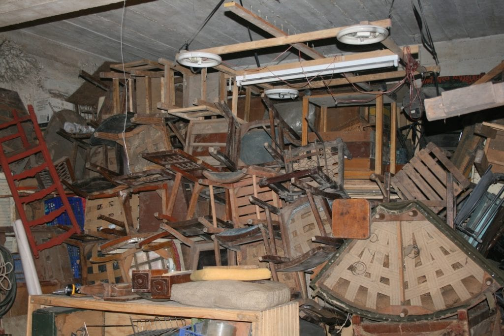 Built to last can prevent your basement from being a mess